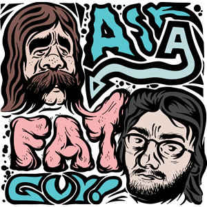 Ask a Fat Guy logo